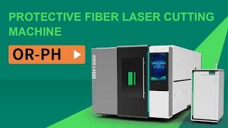European Standard 3000W CNC Fiber Laser Cutting Machine youtube video