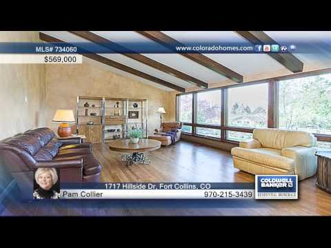 1717 Hillside Dr  Fort Collins, CO Homes for Sale | coloradohomes.com