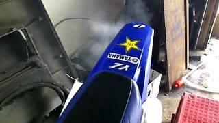 8. 2005 Yamaha YZ85