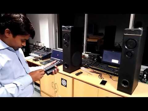Unboxing Philips SPA9080B/94 tower speaker - Vishwanath