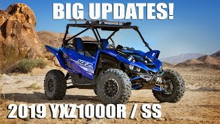 4. 2019 Yamaha YXZ1000R BIG Updates!
