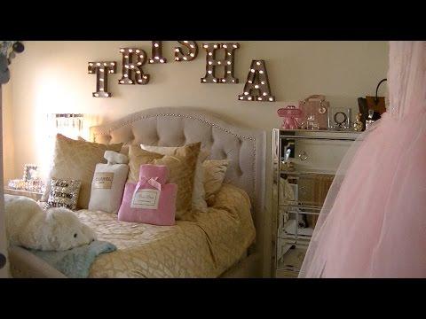 Updated Room Tour 2014 - Trisha Paytas