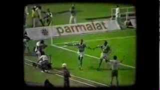 Jogo de volta pelas oitavas-de-final, disputado no Palestra Itália. Valber 2x e Rivaldo marcaram os gols da partida.