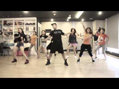 "Hyper Crush ""ayo"" Choreography From  Kevin Shin"