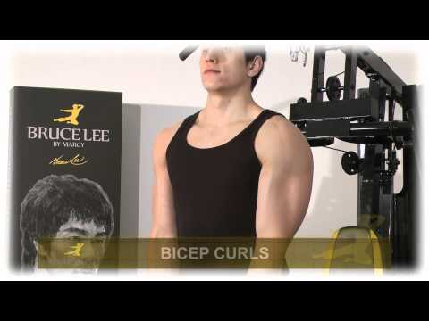 Video Presentation of the Marcy Bruce Lee Signature Gym: