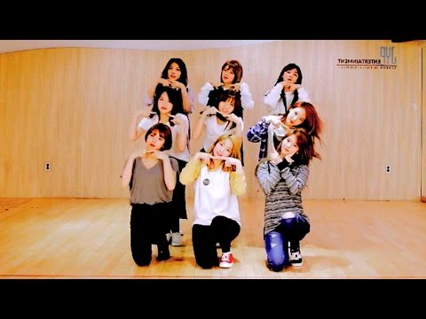"TWICE ""SIGNAL"" DANCE MIRROR VIDEO"