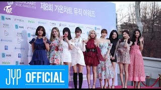 "Video TWICE TV ""8th Gaonchart Music Awards"" MP3, 3GP, MP4, WEBM, AVI, FLV Maret 2019"
