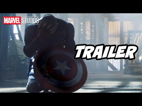 Falcon and Winter Soldier Trailer 2021 - Wandavision and Iron Man Armor Wars Easter Eggs