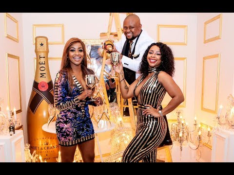 Top Billing brings you the highlights from the MoetGrandDay party