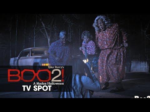 Boo 2! A Madea Halloween (TV Spot 'The Struggle Is Real')