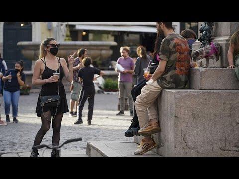 Ιταλία: Σταδιακή επιστροφή των πολιτών στην καθημερινότητά τους…