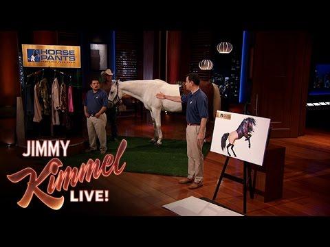 Jimmy Kimmel on Shark Tank