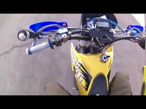 Husaberg FE550E ride