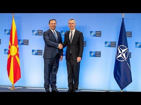 NATO: Συνάντηση Στόλτενμπεργκ-Σπάσοφσκι