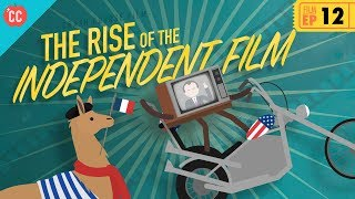 Hollywood was riding high until their formula got to be stale. In places like Italy and France (as well as other places in the world we'll talk about soon) filmmakers were starting to break out of the mold and make daring films that challenged the idea of what movies were and what audiences wanted. In this episode of Crash Course Film History, Craig takes us through the beginnings of independent cinema. Produced in collaboration with PBS Digital Studios: http://youtube.com/pbsdigitalstudiosWant to know more about Craig?https://www.youtube.com/user/wheezywaiterThe Latest from PBS Digital Studios: https://www.youtube.com/playlist?list=PL1mtdjDVOoOqJzeaJAV15Tq0tZ1vKj7ZV***Want to find Crash Course elsewhere on the internet?Facebook - http://www.facebook.com/YouTubeCrashCourseTwitter - http://www.twitter.com/TheCrashCourseTumblr - http://thecrashcourse.tumblr.com Support Crash Course on Patreon: http://patreon.com/crashcourseCC Kids: http://www.youtube.com/crashcoursekids