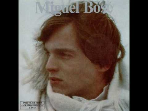 Miguel Bosé - Lucky Guy