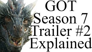 "What does the new ""Winter is Here"" trailer mean for Game of Thrones Season 7? What's the significance of the caves under Dragonstone? What's Euron Greyjoy up to? Can Cersei kill Dany's dragons? Is Jaime about to be barbecued? What's Tyrion's plan for Casterly Rock? Will Sansa listen to Littlefinger? Will Jon Snow survive the north? And will Cleganebowl happen? (Please?)This video contains spoilers for Game of Thrones up to Season 6 and Book 5.Subscribe: http://bit.ly/1NtFJufFacebook: https://www.facebook.com/pages/Alt-Shift-X/300119650155615Twitter: https://twitter.com/AltShiftXPatreon: https://www.patreon.com/AltShiftXAlt Schwift X: https://www.youtube.com/AltSchwiftXAlt Shift ZZZ: https://www.youtube.com/AltShiftZZZBuy A Game of Thrones (ASOIAF Book 1): http://amzn.to/292JmwyBuy ASOIAF Books 1-5: http://amzn.to/2970vVuBuy The World of Ice and Fire: http://amzn.to/2j3KggtBuy Game of Thrones Season 6 Blu-ray: http://amzn.to/2q4GBkfCreated with Adobe After Effects and a Blue Yeti USB microphone: http://amzn.to/2omw2YbImages and video from Game of Thrones are the property of their creators, used here under fair use.Images from The World of Ice and Fire used with permission from Random House.Special thanks to Patrons Reverend Xandria, Cameron Weiss, Jason A. Diegmueller, @Vineyarddawg, @MrFifaSA, Michael Appell, Jason Rattray, Kate Lyons, Ryan Steele, Eric Louis-Dreyfus, Thee Stevie Franchise, Harry, Bobby Eales, Fred Petty, LightCraft Miniature Studios, David Howe, Matthew Elisha Williams, Jake Burling, Chris Amolsch, Chris Cole, Otter, Cregg Riley, Sean Ludtke, Triangle Wine Company."