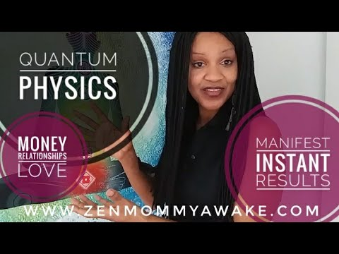 HOW TO MANIFEST Money & Love w/ Quantum Physics, Vision boards & Tony Robbins Success Cycle