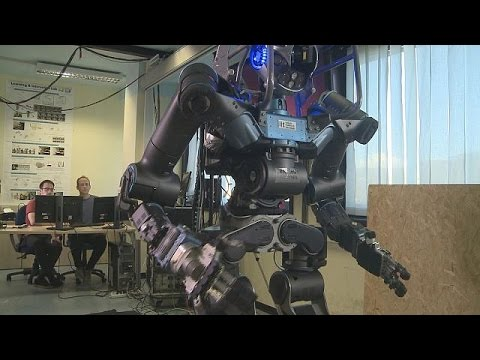 Έλληνες δημιουργούν το ρομπότ που θα «αντικαταστήσει» τον άνθρωπο – futuris