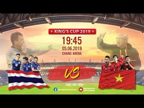 FULL | VIỆT NAM - THÁI LAN | KING'S CUP 2019 | NEXT SPORTS - Thời lượng: 2:46:02.