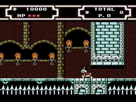 DuckTales : La Bande � Picsou NES