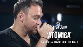 """Basti Artadi performs """"Atomica,"""" a song originally written in 2000 with his band Wolfgang and inspired by the new millennnium. Watch his full performance with Radha here:http://s.rplr.co/ajziFWZFollow Rappler on Social Media:Facebook - https://www.facebook.com/rapplerdotcomTwitter - https://twitter.com/rapplerdotcomInstagram - http://instagram.com/rapplerYouTube - https://www.youtube.com/rappler/?sub_confirmation=1SoundCloud - https://soundcloud.com/rapplerGoogle+ - https://plus.google.com/+Rappler/Tumblr - http://rappler.tumblr.com/http://www.rappler.com/"""