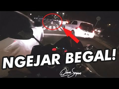 R6 Ngejar Begal / Maling - Theft Motorcycle Chase !!! 🤘🏻