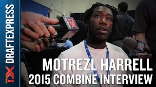 Montrezl Harrell 2015 NBA Draft Combine Interview