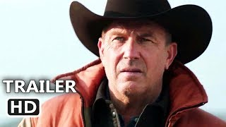 Video YELLOWSTONE Official Trailer (2018) Kevin Costner, TV Series HD MP3, 3GP, MP4, WEBM, AVI, FLV Maret 2018