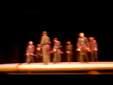 The Ladies of Ashanti and The Men of Black Reign- Nova High School Step Show 2012