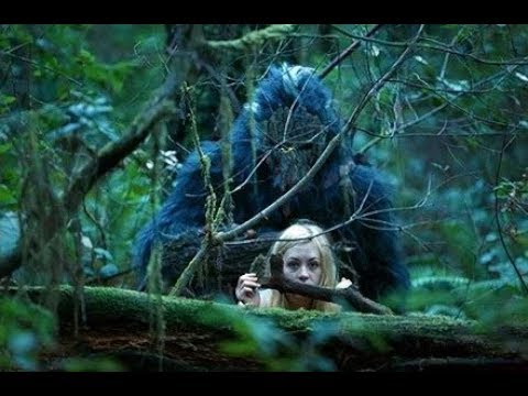 Bigfoot vs Hunter - The Furious Chase in Jungle - Best Jungle Fighting Scene You've Ever Seen