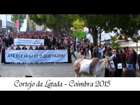 Cortejo da Latada 2015 Coimbra