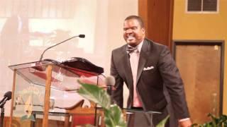 Pastor Carlton P. Byrd