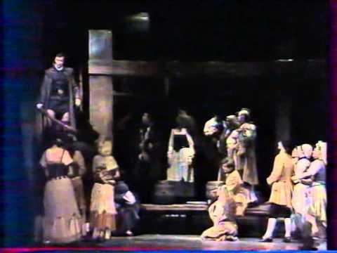 Síla osudu (La forza del destino), Giuseppe Verdi part.1