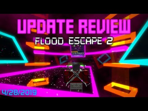 New Pro Servers & Items | Update Review | Flood Escape 2