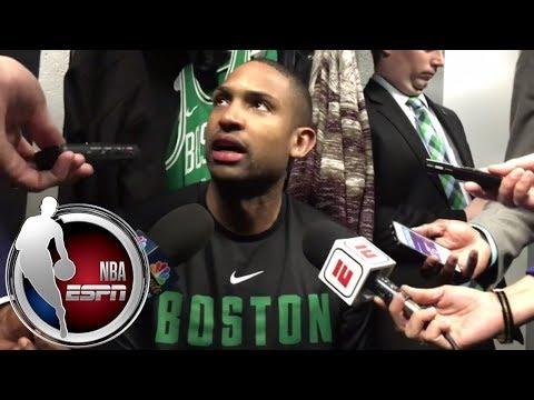 Video: Al Horford on NBA All-Star Game bid: 'I'm happy to represent the Celtics' | NBA on ESPN