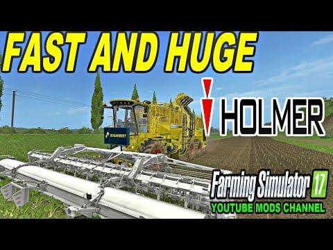 Holmer TerraDos T4 40 HR20 Vaszics v2.0