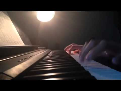 Exit Wounds ~ The Script (piano Cover)