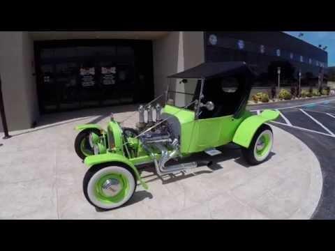 Walk Around 1923 Ford T Bucket #T220