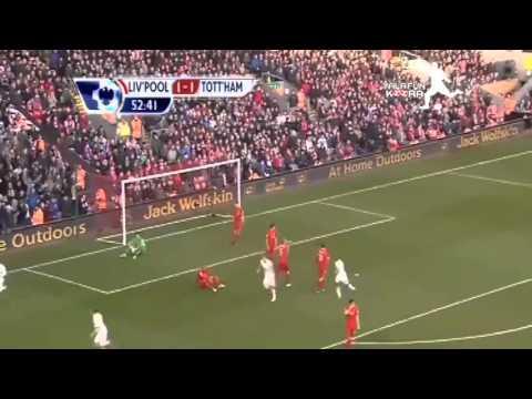 Liverpool vs Tottenham 3:2 All goals & Highlights 10/3/2013 HD