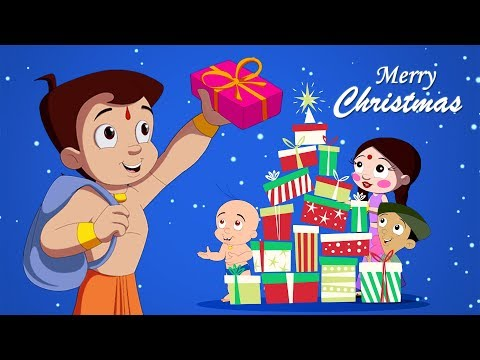 Chhota Bheem - Christmas Party in Dholakpur | 2018 Full Video