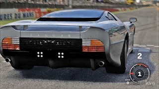 Forza Motorsport 3 - Jaguar XJ220 1993 - Test Drive Gameplay (HD) [1080p60FPS]------------------------------------------Game Information:Forza Motorsport 3 is a racing video game developed for Xbox 360 by Turn 10 Studios. It was released in October 2009. It is the sequel to Forza Motorsport 2 and the third installment in the Forza series. The game includes more than 400 customizable cars (more than 500 cars in the Ultimate Collection version) from 50 manufacturers and more than 100 race track variations with the ability to race up to eight cars on track at a time. These cars vary from production cars to race cars such as those from the American Le Mans Series.__________________________________________