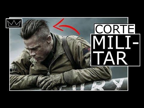 Corte de cabelo - 4 cortes de CABELO MILITAR para se inspirar