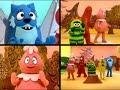 "Yo Gabba Gabba Move Episode Songs ""Hold Still"" ""Skippy, Skip, Skip"" ""Nice and Easy"""
