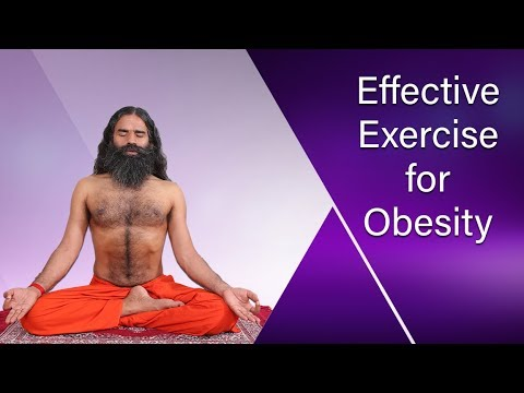 Effective Exercise for Obesity (Motapa ke Liye Yog)