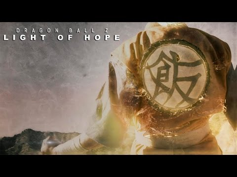 dragon ball z: light of hope episodio pilota