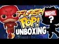 Abriendo TODOS Los Funko POP de THE FLASH y Marvel Exclusivos SORTEO