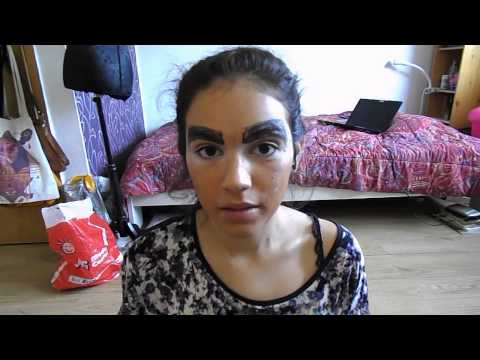 Best Makeup Fails 2013 / Worst Makeup ever