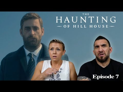 The Haunting of Hill House Episode 7 'Eulogy' REACTION!!