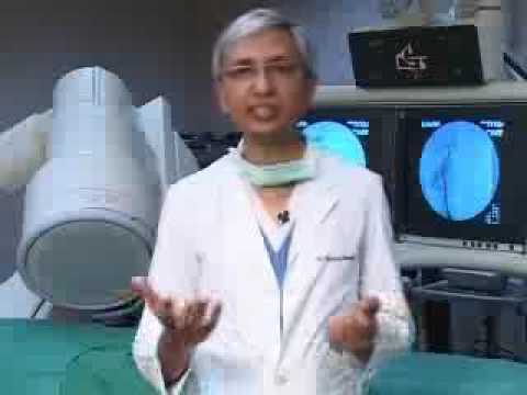 Dr.Mathew Cherian Speaks about Interventional Radiology